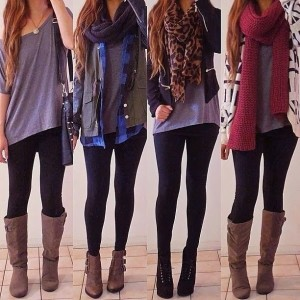 Leggings addiction