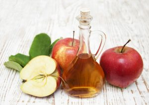 apple-cider-vinegar to treat eczema