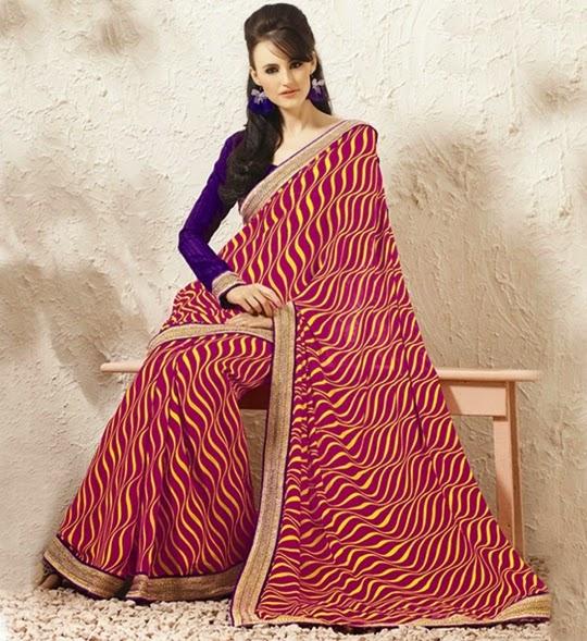 140245106178678829-magenta-yellow-leheriya-pattern-chiffon-printed