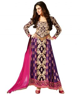 POPULAR FABRICS FOR INDIAN WEAR