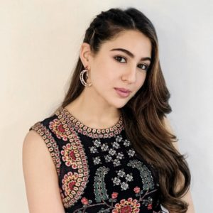 Sara Ali Khan: New Fashion Sensation in B-Town