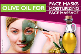 Olive oil infused homemade masks for skin and hair